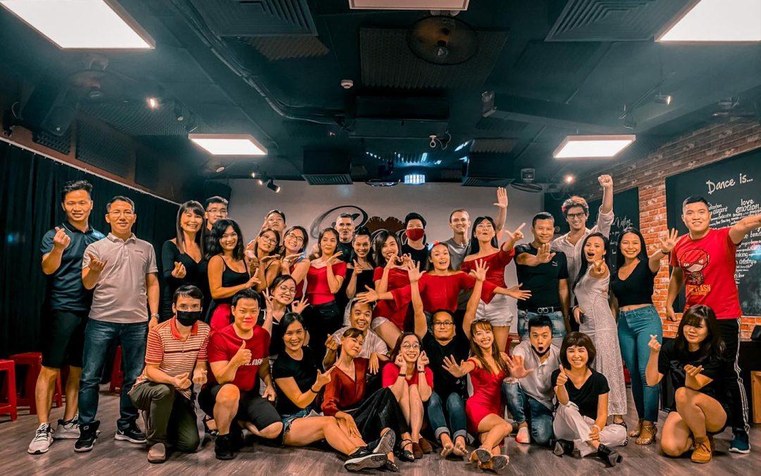 Beso Latino Vietnam – Nơi đam mê được nhảy múa