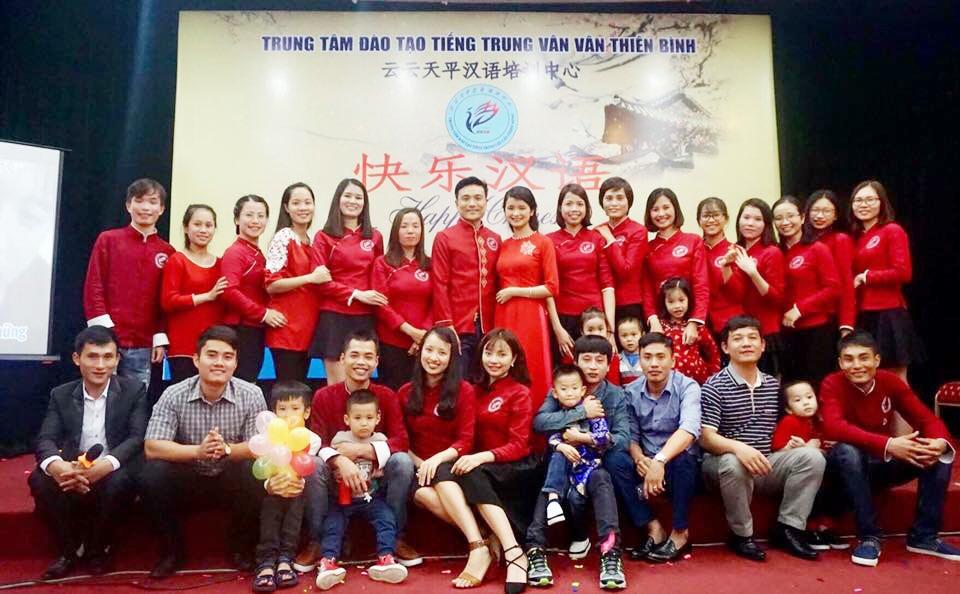 Hệ thống Đào tạo tiếng Trung chuẩn Quốc tế Vân Vân Thiên Bình