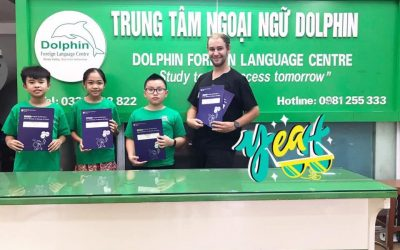 Ngoại Ngữ Dolphin Hạ Long – Study Today – Succeed Tomorrow