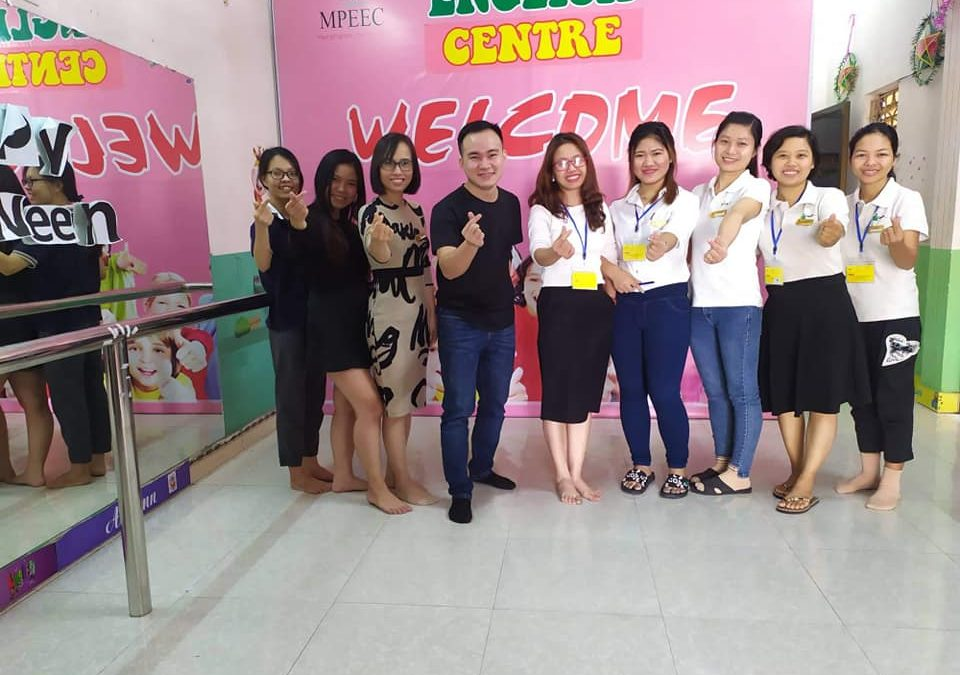 HỌC VIỆN ANH NGỮ MPEEC – Your Progress – Your success
