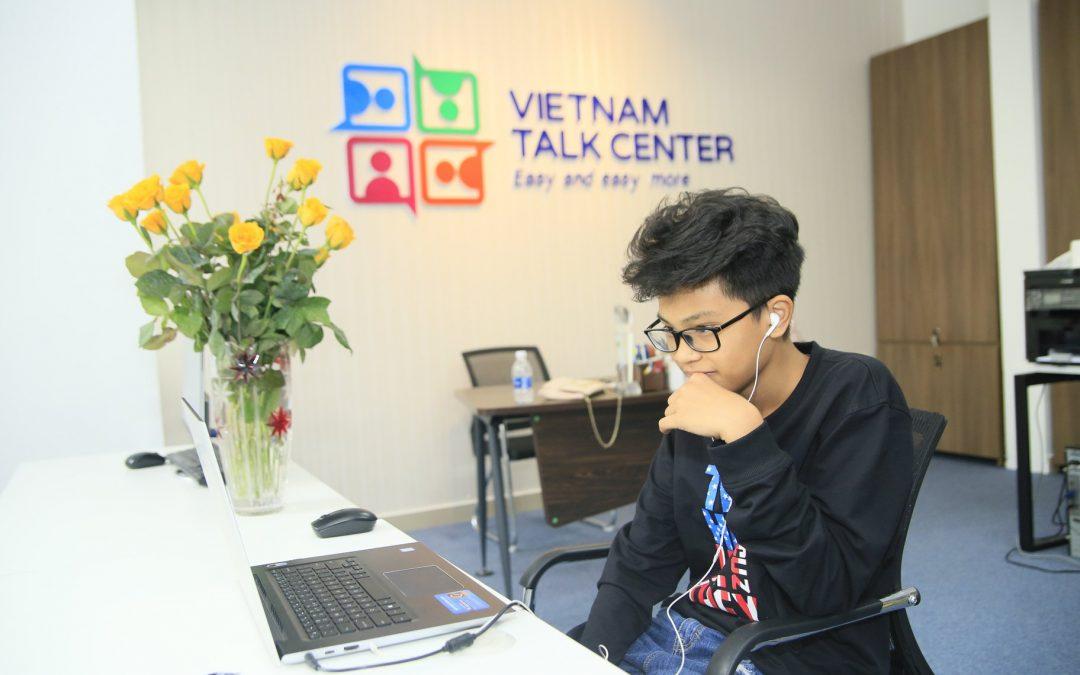 Trung Tâm Ngoại Ngữ Vietnam Talk – Easy and Easy more