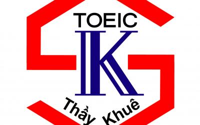 TOEIC Thầy Khuê – TOEIC Sao Khuê