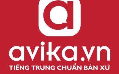 Tiếng Trung giao tiếp Avika – Tiếng Trung chuẩn bản xứ