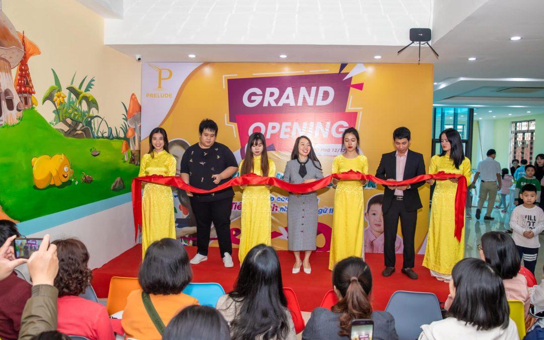 Prelude English Center – Giúp trẻ sử dụng Tiếng Anh như ngôn ngữ thứ hai